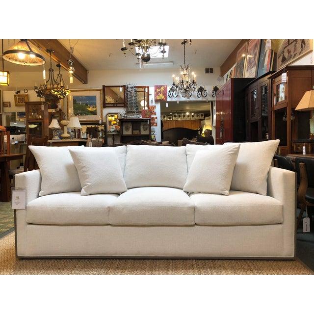 Wondrous Rene Cazares Furniture Woody Upholstered Sofa Creativecarmelina Interior Chair Design Creativecarmelinacom