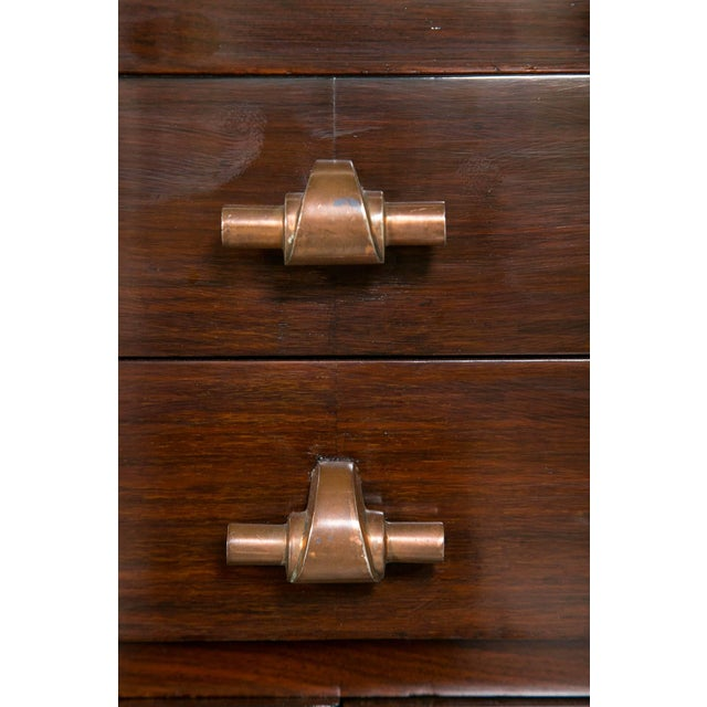 Art Deco French Art Deco Rosewood Sideboard For Sale - Image 3 of 10