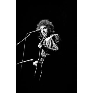 1978 Original Giclee Photograph of Bob Dylan For Sale