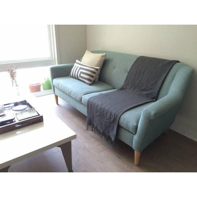 West Elm Finn Couch - Image 3 of 8
