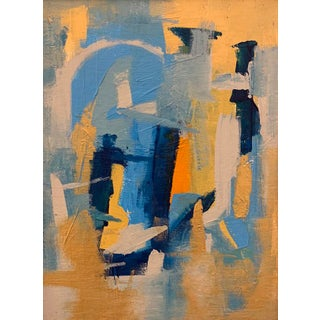 Abstract Original Framed Painting Preview