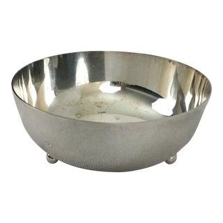 Silver Plate Paul Revere Bowl