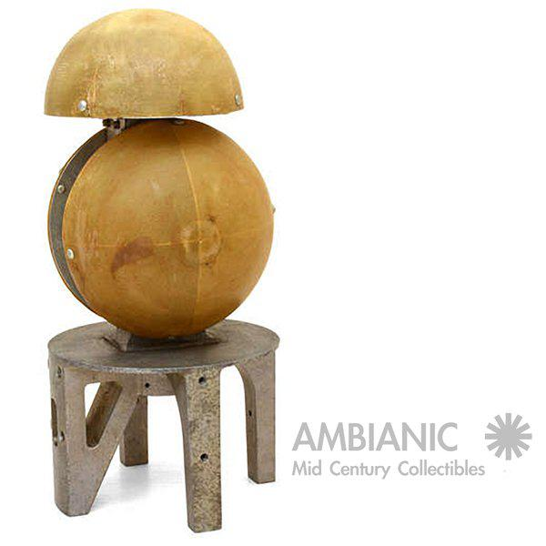 Industrial Industrial Kinetic Sculpture For Sale - Image 3 of 9