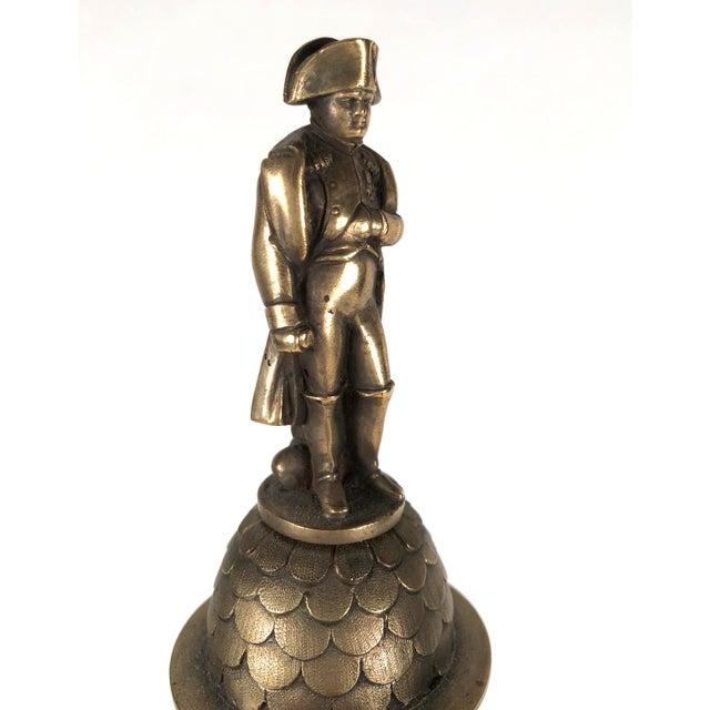 Empire Large Grand Tour Gilt Bronze Model of the Place Vendome Napoleon Column in Paris For Sale - Image 3 of 13