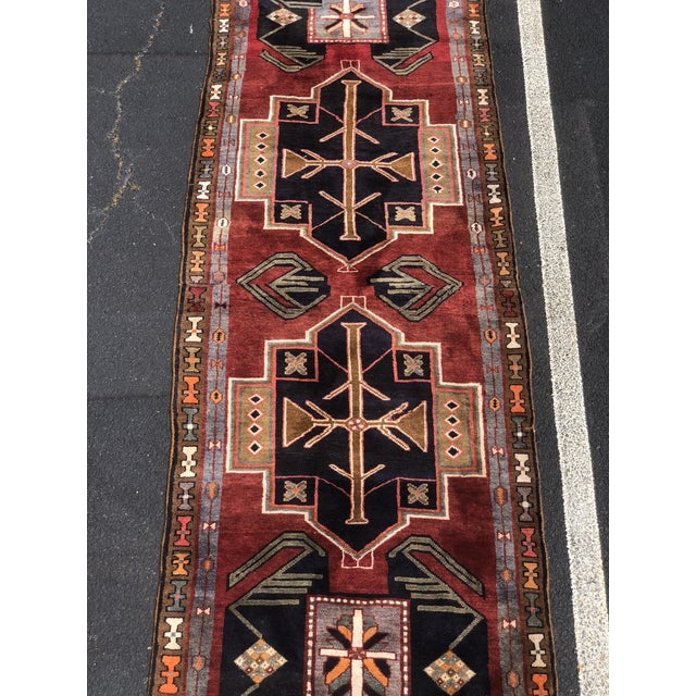 This is a beautiful thick and soft and heavy runner with a distinct design and pattern. Look no further, we have the...