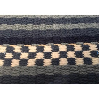 Ralph Lauren Bloomfield Rag Rug Fabric For Sale