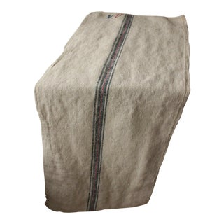 """Hemp """"Kv"""" Linen Soft Flour Sack Bag Grain Sack For Sale"""