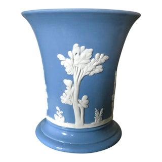 Neoclassical Wedgwood Jasperware Vase For Sale