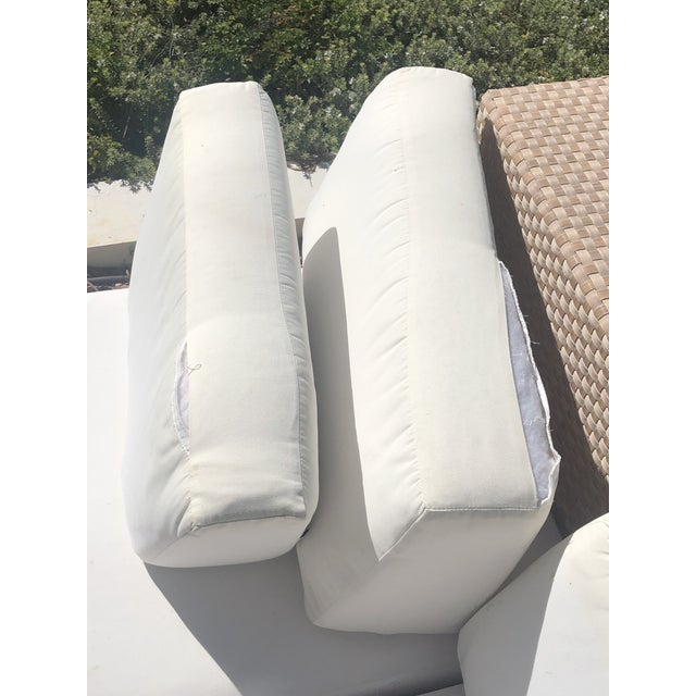Janus Et Cie Dedon Sectional Sofa For Sale In Los Angeles - Image 6 of 13