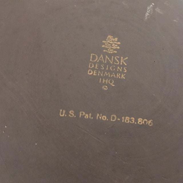 Dansk Enamel Covered Dish - Image 6 of 7