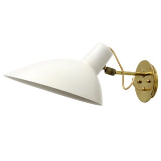 1950s Vintage Vittoriano Viganò for Arteluce Wall Light For Sale