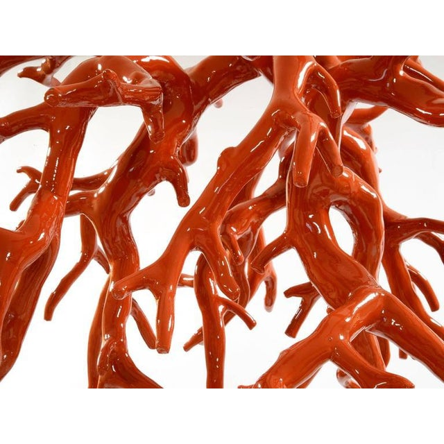 Contemporary Ceiling Coral Sculpture by Maurizio Epifani For Sale - Image 3 of 6