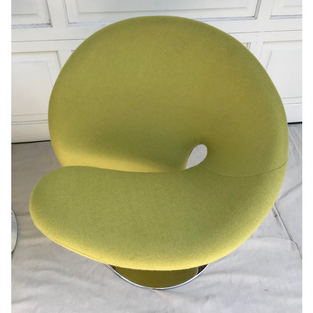 1980s Vintage Post Modern Spiral Chairs- A Pair For Sale In Los Angeles - Image 6 of 8