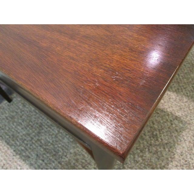 Henkel Harris Wood Side Tables - A Pair - Image 7 of 11