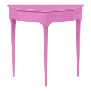 Annette Entry Console, Lilac Pink For Sale