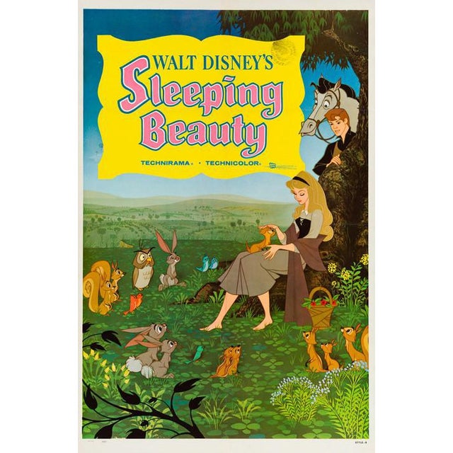 "Pop Art ""Sleeping Beauty"" For Sale - Image 3 of 3"