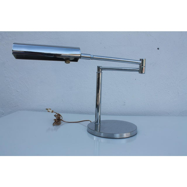 Koch & Lowy Articulating Desk Lamp - Image 7 of 7