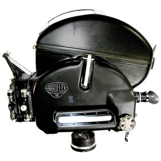 Arriflex Cinema Camera Blimp Housing Circa Mid-20th Large Beauty As Sculpture For Sale