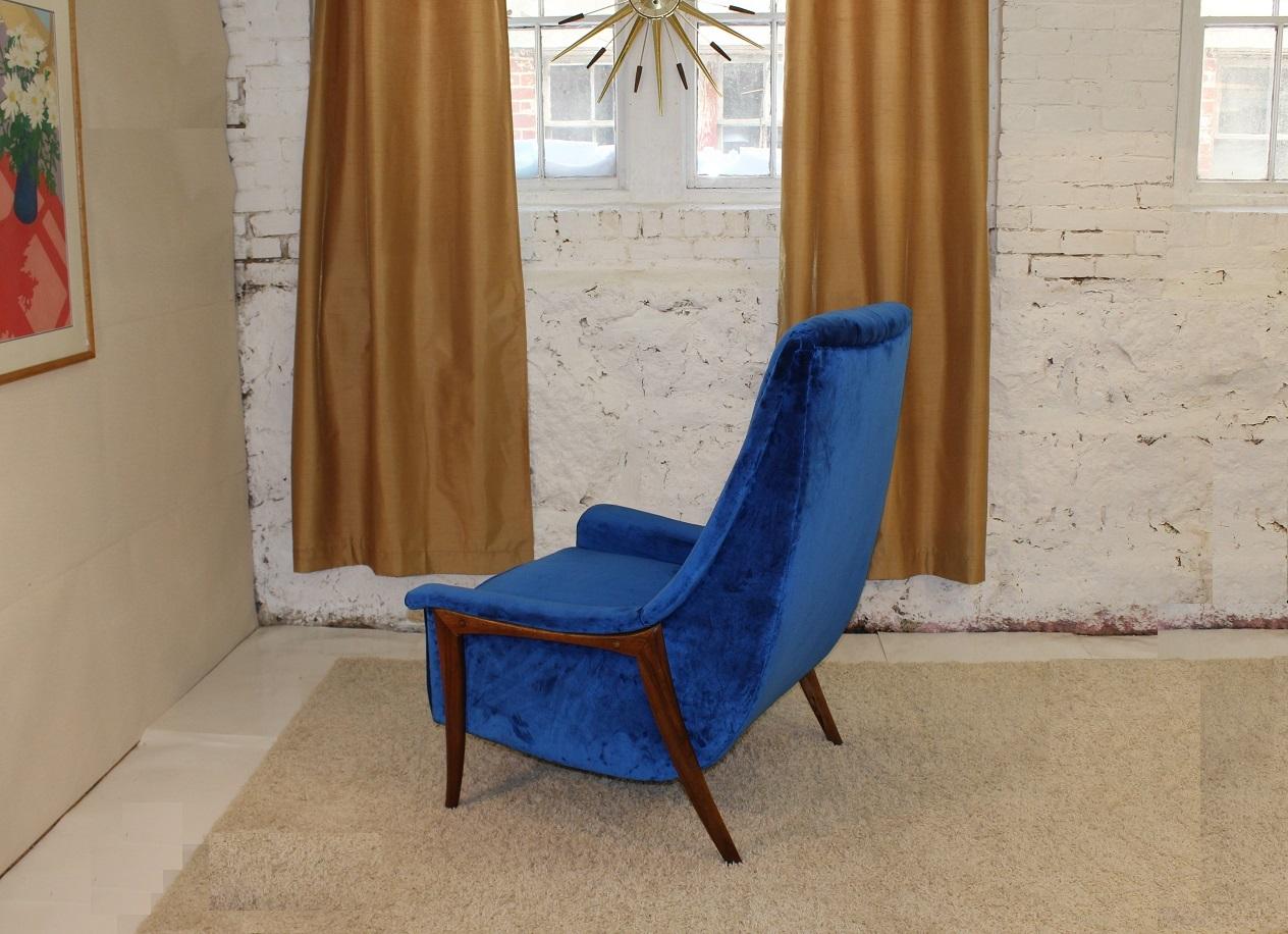 Mid-Century Modern Kroehler Avant Chair - Image 5 of 9  sc 1 st  Chairish & Mid-Century Modern Kroehler Avant Chair | Chairish