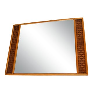 1960s Lane Perception Wall Mirror by Warren Church For Sale