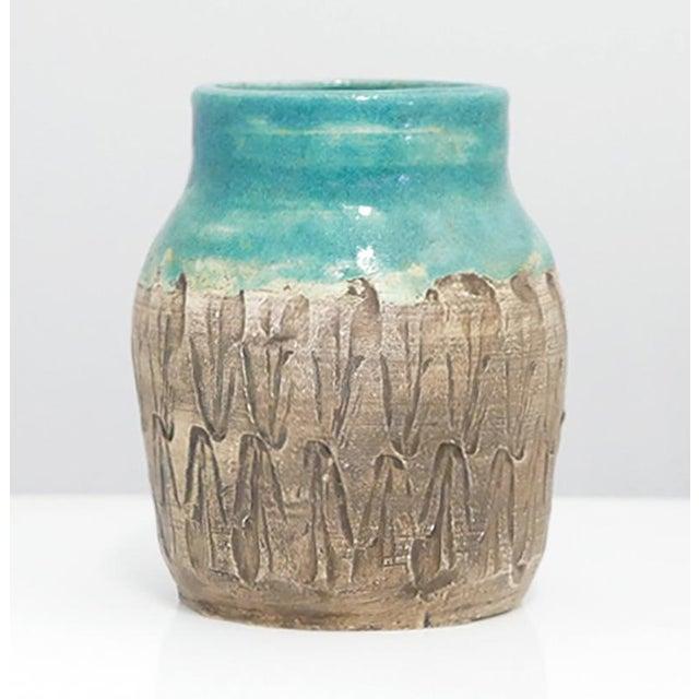 1960s Laguna Beach Jack Taylor's Pottery Shack Original For Sale - Image 5 of 5
