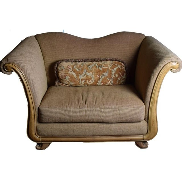 Original Vintage Bernhardt Loveseat or Settee - Image 1 of 8
