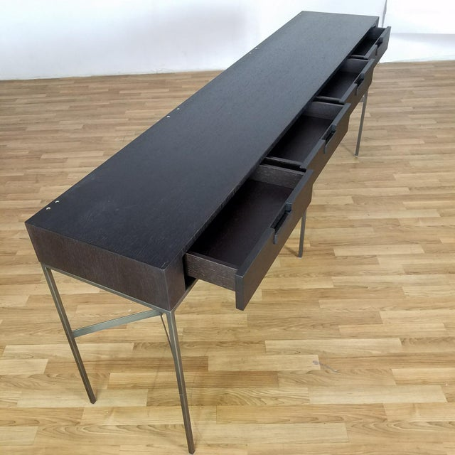 B&B Italia Modern Console For Sale - Image 5 of 11