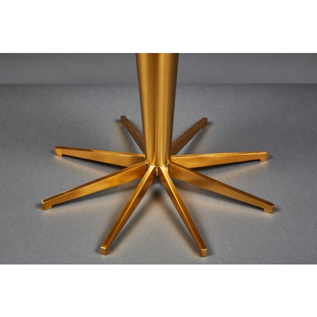 """Pair of Roberto Giulio Rida """"Lattea"""" Table Lamps For Sale - Image 10 of 12"""