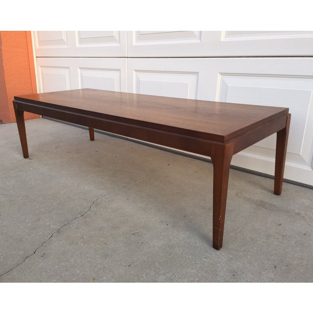 Mid Century Lane Coffee Table - Image 4 of 10