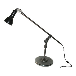 Industrial Architectural Table Lamp