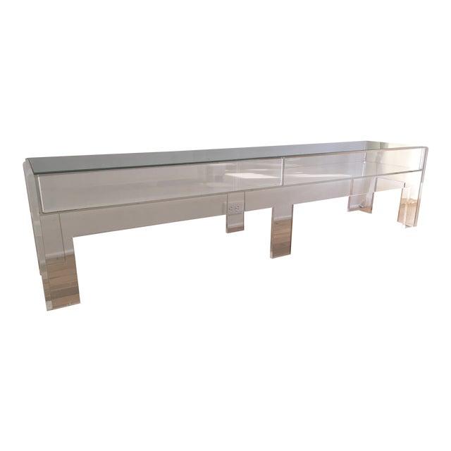 Brilliant 1970S Contemporary Lucite Glass Cocktail Table Spiritservingveterans Wood Chair Design Ideas Spiritservingveteransorg