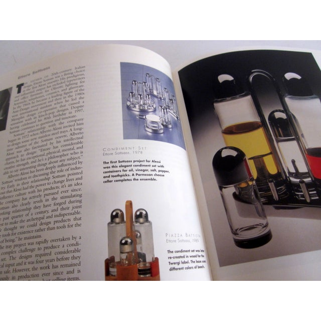Alessi Design Hard Cover Book - Image 3 of 6