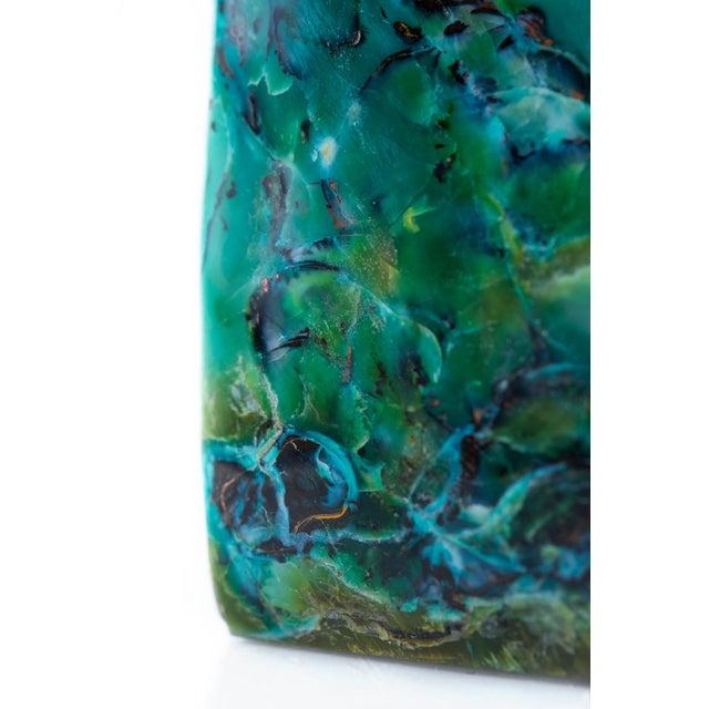 Wood Blue Opal Petrified Wood For Sale - Image 7 of 10
