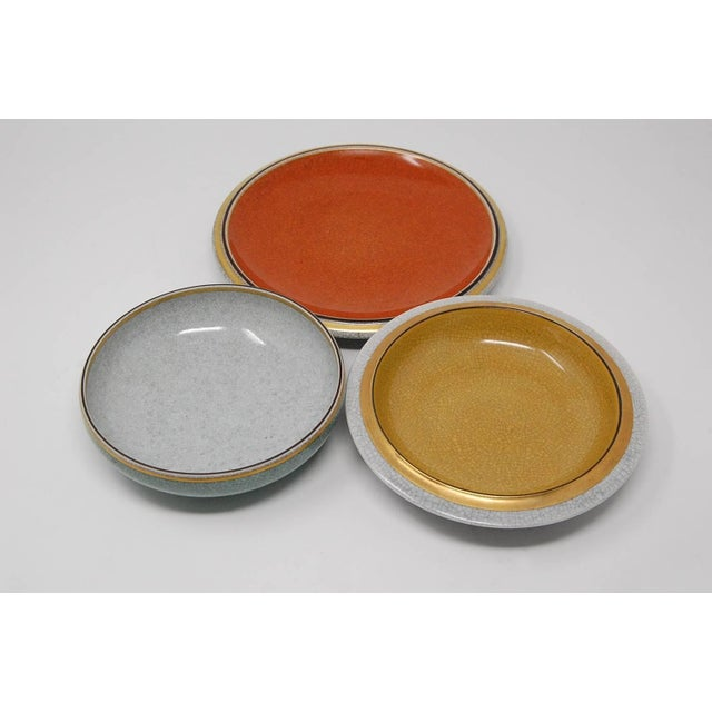 Mid-Century Modern Trio of Royal Copenhagen Pieces For Sale - Image 3 of 3