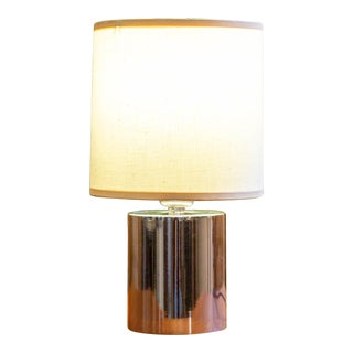 Mid-Century Chrome Lamp by Laurel Lamp Company For Sale