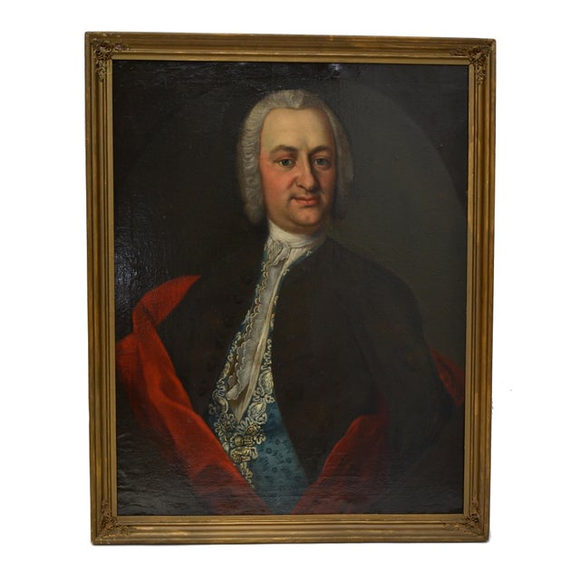 Portrait of a Gentleman by A. Sadeler For Sale In Miami - Image 6 of 6