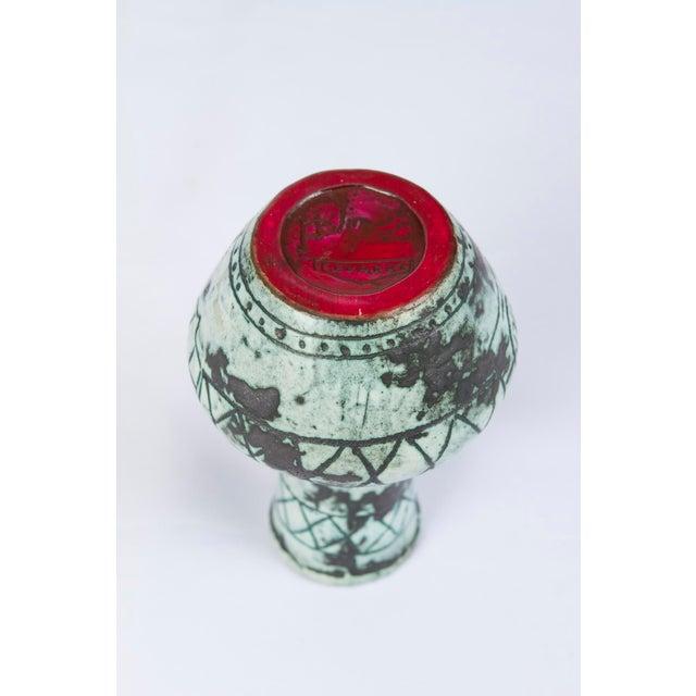 Jacques Blin Studio Unica Vase - Image 4 of 4