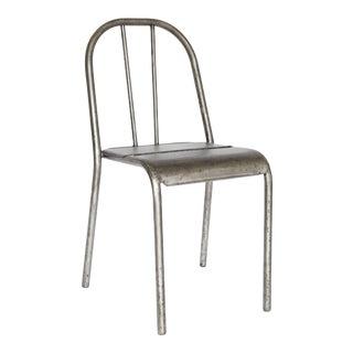 Vintage Metal Chair For Sale