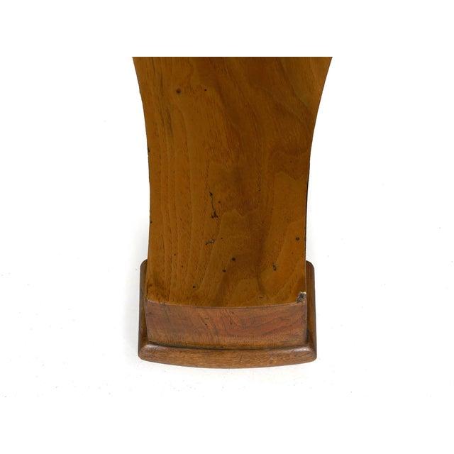Brown 19th Century Austrian Biedermeier Walnut Antique Round Center Table For Sale - Image 8 of 13
