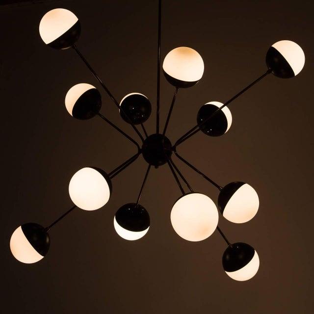 Rewire a chandelier light shop light ideas world class rewire custom orb chandelier decaso rewire custom orb chandelier image 3 of 8 audiocablefo mozeypictures Images