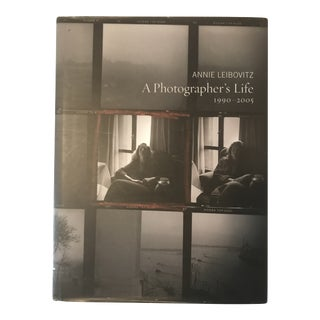 "Vintage Coffee Table Book, ""a Photographers Life""1990 - 2005"" For Sale"