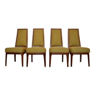 Mid-Century Modern Dining Chairs by Cal Mode- Set of 4 For Sale