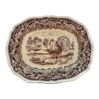 Mason's Turkey Platter For Sale