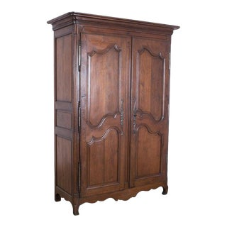 Turn of the Century French Armoire For Sale
