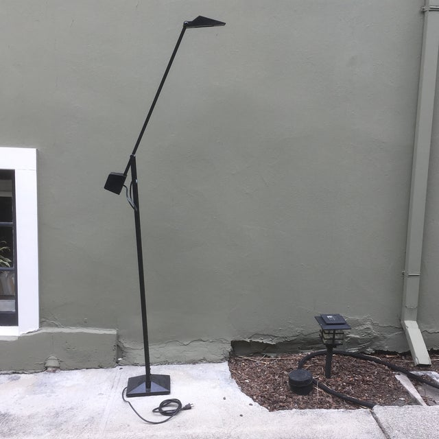 "Very cool floor lamp for desk or next to the sofa. Has 2 ton of light with halogen bulbe very good lamp. 56"" is when the..."