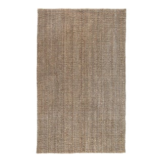 Loop Natural Jute Rug - 8 X 10 For Sale
