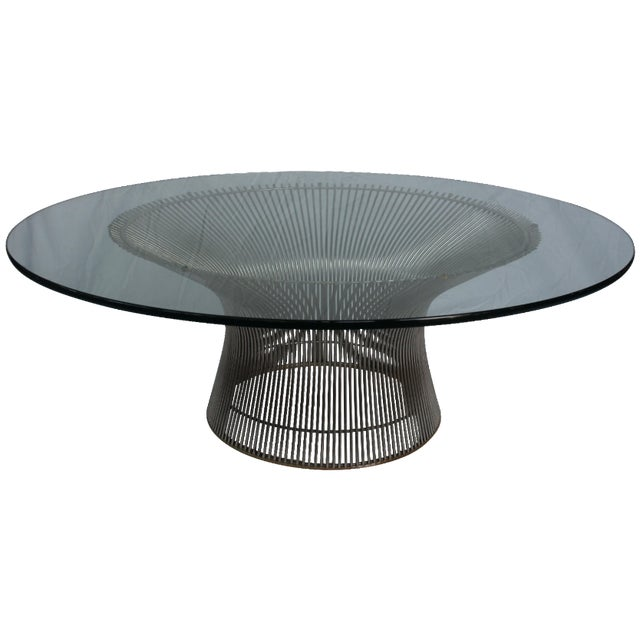 Warren Platner Coffee Table by Knoll - Image 1 of 11