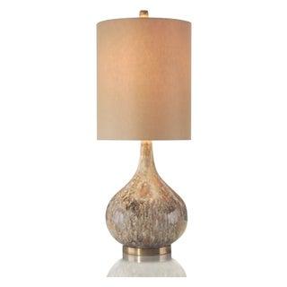 Modern Ceramic Glazed Lamp For Sale