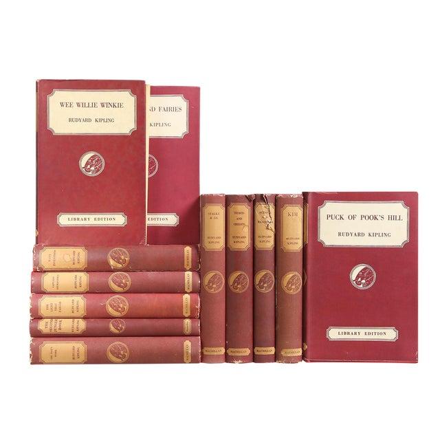 Midcentury Classics: Rudyard Kipling, S/12 - Image 1 of 2