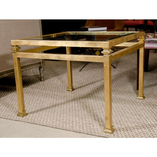 Pair of Gilt Iron Side Tables - Image 6 of 8